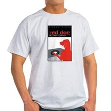 Vizsla Vinyl T-Shirt
