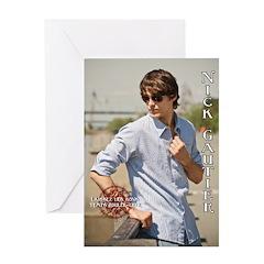 Nick Greeting Card