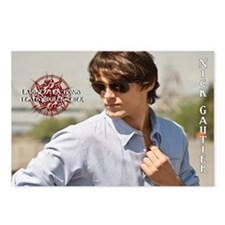 Nick Postcards (Package of 8)