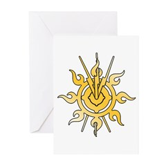 Acheron Symbol (TM) Greeting Cards (Pk of 20)