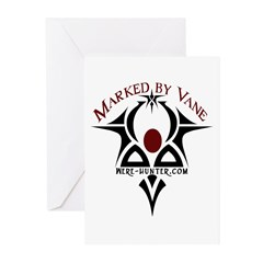 Marked by Vane Greeting Cards (Pk of 20)