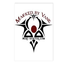 Marked by Vane Postcards (Package of 8)