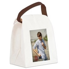 Nick Canvas Lunch Bag