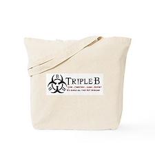 Triple B Logo Tote Bag