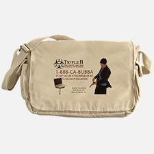 Bubbas Business Card Messenger Bag