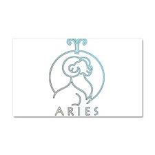 Aries Car Magnet 20 x 12