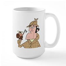 Sherlock - Headshot Coffee Mug