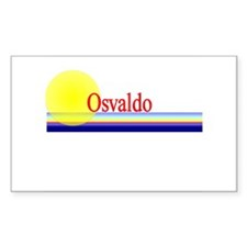 Osvaldo Rectangle Decal