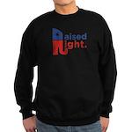 Raised Right Sweatshirt (dark)