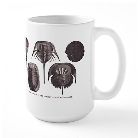 Trilobites Large Mug