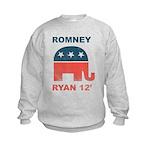 Romney Ryan 2012 Kids Sweatshirt