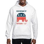 Romney Ryan 2012 Hooded Sweatshirt