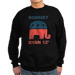 Romney Ryan 2012 Sweatshirt (dark)