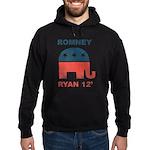 Romney Ryan 2012 Hoodie (dark)