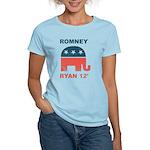 Romney Ryan 2012 Women's Light T-Shirt