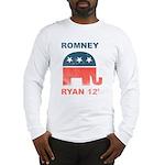 Romney Ryan 2012 Long Sleeve T-Shirt