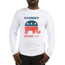 Romney Ryan 2012 Long Sleeve T-Shirt