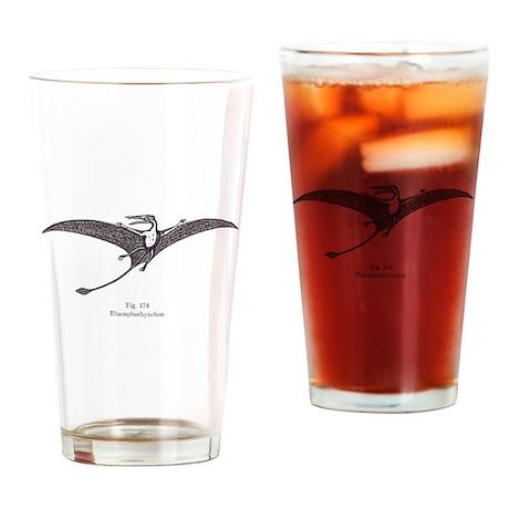 Rhamphorhynchus Drinking Glass