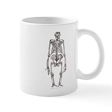 Gorilla Skeleton Small Mug