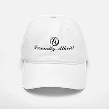 Friendly Atheist Baseball Baseball Cap