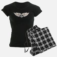 Winged Atheist Symbol Pajamas