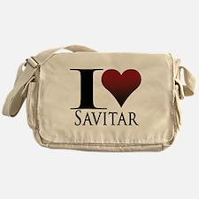 Savitar Messenger Bag