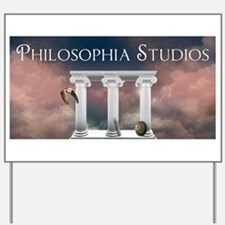 Philosophia Studios Yard Sign