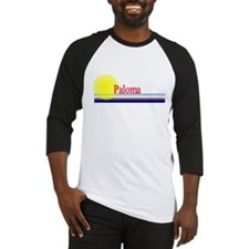 Paloma Baseball Jersey