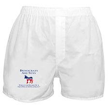 Democrats Are Sexy Boxer Shorts