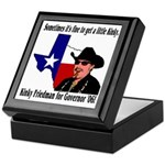 Texas Governor '06 Keepsake Box