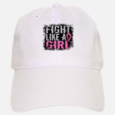 Licensed Fight Like a Girl 31.8 Baseball Baseball Cap