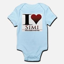 Love Simi Infant Bodysuit