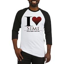 Love Simi Baseball Jersey