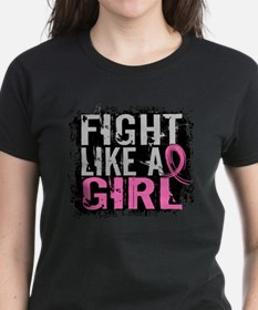 Licensed Fight Like a Girl 31 Tee