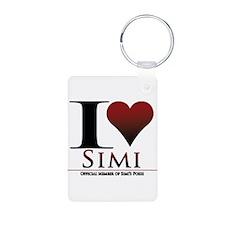 Love Simi Keychains