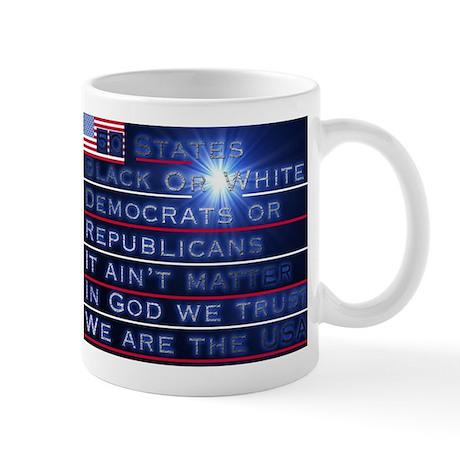 We are the USA Mug