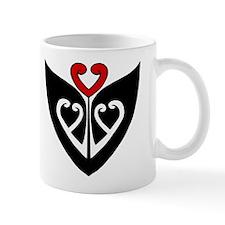 Maori Heart Butterfly Mug