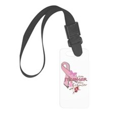 STRONGER than cancer: Luggage Tag
