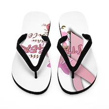 STRONGER than cancer: Flip Flops