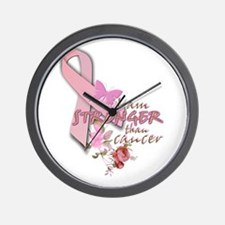 STRONGER than cancer: Wall Clock