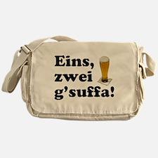 Drink Up Oktoberfest Messenger Bag