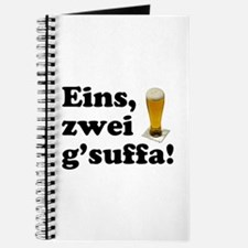 Drink Up Oktoberfest Journal