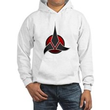 Klingon Empire insignia Hoodie