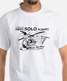 First Solo Flight (Helicopter) Shirt