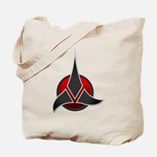 Klingon Empire insignia Tote Bag
