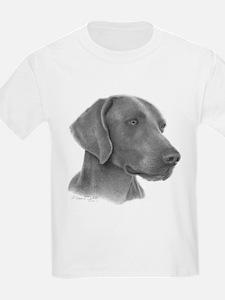Weimeraner Kids T-Shirt