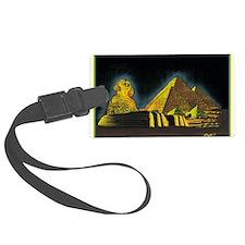 Best Seller Sphinx Luggage Tag