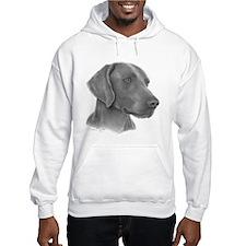 Weimeraner Hoodie Sweatshirt