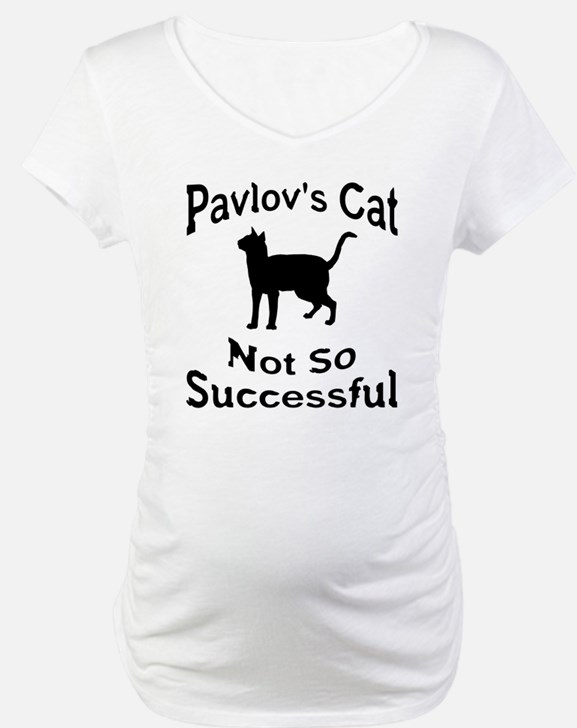Pavlov's Cat Not So Successfu Shirt