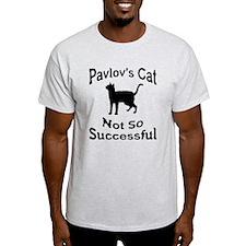 Pavlov's Cat Not So Successfu T-Shirt